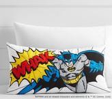 Pottery Barn Kids BATMANTM; Comic Lumbar Decorative Pillow