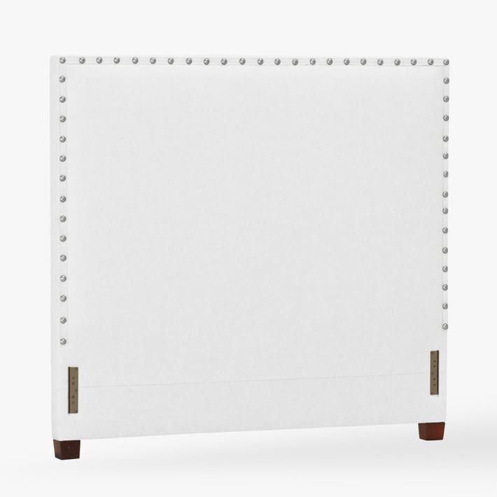 Pottery Barn Teen Raleigh Upholstered Square Headboard