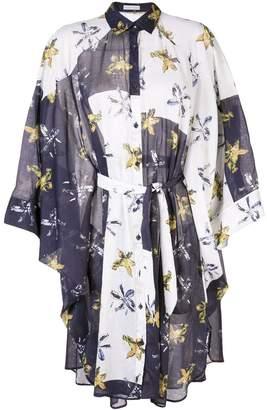 Palmer Harding Palmer / Harding oversized shirt dress
