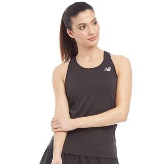 New Balance Womens Revitalize Cooling Running Tank Black