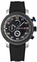 Quantum Hunter Men's Quartz Watch with Chronograph Quartz Silicone pwg484.351
