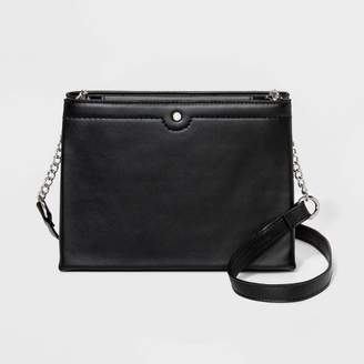 A New Day Magnetic Closure Crossbody Bag