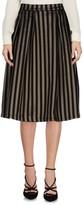 Gaudi' Knee length skirts