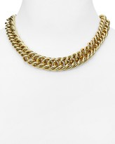 Lauren Ralph Lauren Curb Link Chain Necklace, 18""