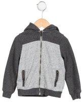 Vince Boys' Hooded Knit Sweatshirt