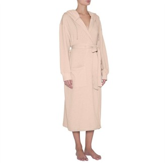 Eberjey Larken Good Sport Robe Shell M