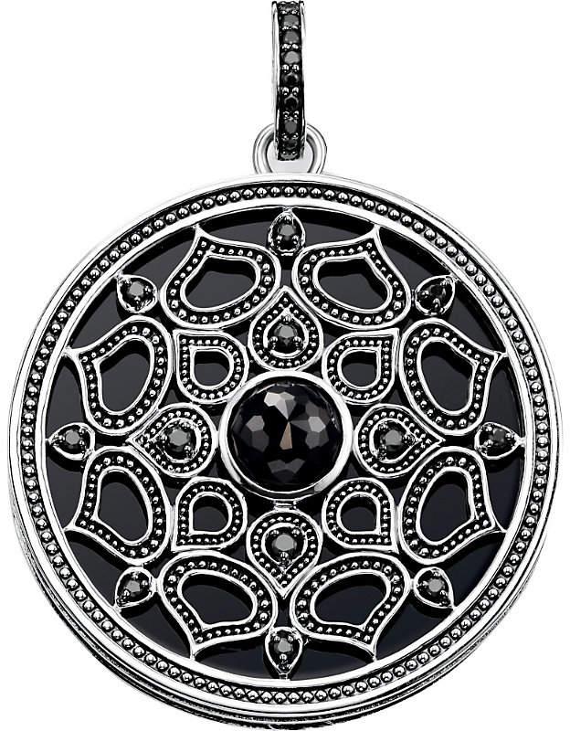 Thomas Sabo Mandala sterling silver