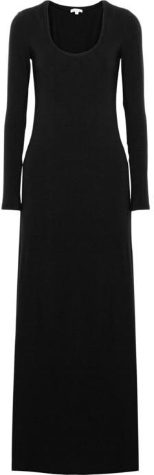 Splendid Stretch-jersey maxi dress