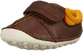 Clarks Tiny Joe Velcro Shoe