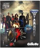 Gillette Mach3 Turbo Men's Razor Justice League Gift Set