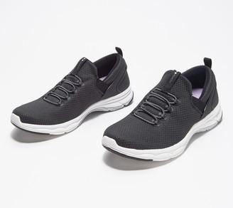 Ryka Mesh Bungee Slip-On Shoes - Felicity Mesh