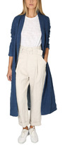 Sea Relaxed Maxi Coat