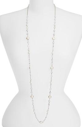CRISTABELLE Elements Station Necklace