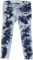 Joe's Jeans Acid Wash Denim Jegging - Electric Blue - 2