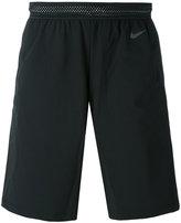 Nike running track shorts - men - Polyester/Spandex/Elastane - S