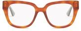 Gucci Square-frame Acetate Glasses