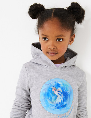 Marks and Spencer Disney Frozen 2 Hooded Sweatshirt (2-10 Yrs)