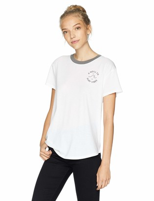 O'Neill Women's Surf Vibes S/S Screen Print Tee