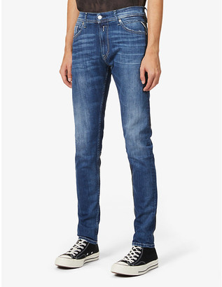 Replay Jondrill faded skinny jeans