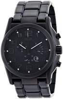 Vestal Men's DEV006 De Novo Matte Chronograph Watch