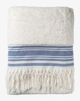 Toast Anatolian Striped Bath Towel