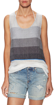 Lemlem Debizaza Cotton Striped Sleeveless Tunic