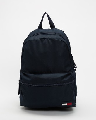Tommy Hilfiger Blue Backpacks - Tommy Core Backpack - Size One Size at The Iconic