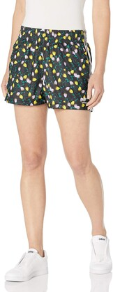 adidas Women's AOP Shorts Multicolor XSTP