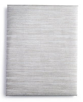 Calvin Klein Alpine Meadow Woven Reed Queen Fitted Sheet
