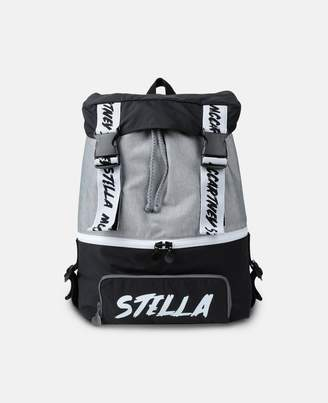 Stella McCartney Backpack with Logo Straps, Men's