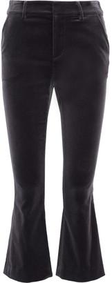 Frame Velvet Kick-flare Pants