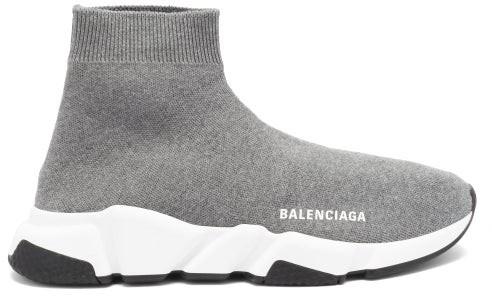 Balenciaga Speed 2.0 Trainers - Grey