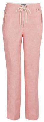 Courreges Linen pants