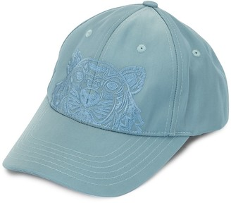 Kenzo Tiger embroidered baseball cap