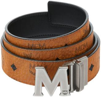 """MCM Claus Antique M Reversible Belt 1.2"""" in Visetos"""