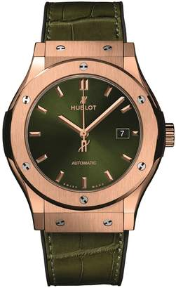 Hublot Classic Fusion King Gold Automatic Watch 42mm