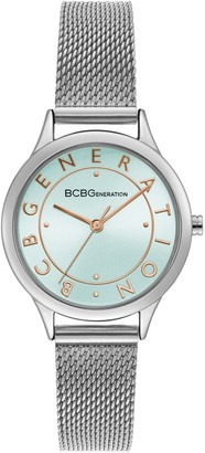 BCBGeneration Women's Light Blue Dial Watch