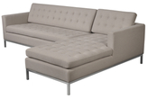 Perry Right-Arm Facing Sectional Set (2 PC)