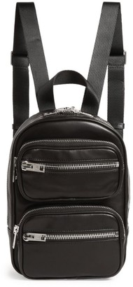 Alexander Wang Attica Leather Backpack