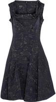 Lanvin Cloqué Dress
