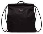 Christian Louboutin Kaloubi Leather-trimmed Nylon Backpack - Mens - Black