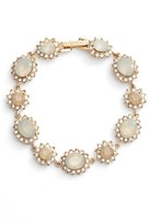 Marchesa Women's Sheer Bliss Flex Bracelet