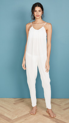 WeWoreWhat Kaia Cover Up Jumpsuit
