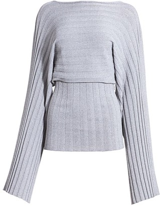 Totême Maristella Ribbed Sweater