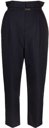 Brunello Cucinelli High-Wasted Trousers