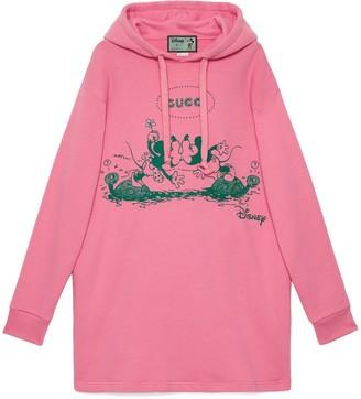 Gucci Disney x hooded dress