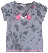 3 Pommes Girl's Pink Little Star T-Shirt,(Manufacturer Size: 9forwardslash10A)