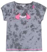 3 Pommes Girl's Pink Little Star T-Shirt
