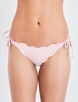 Marysia Swim Mott scalloped bikini bottoms