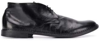 Pantanetti flat lace-up shoes